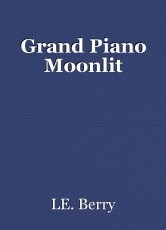 Grand Piano Moonlit