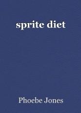 sprite diet