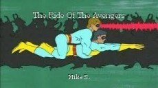 The Ride Of The Avengers