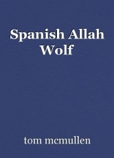 Spanish Allah Wolf