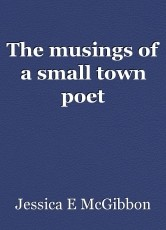 The musings of a small town poet