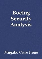 Boeing Security Analysis