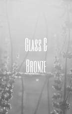Glass & Bronze