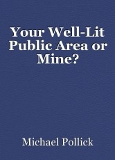 Your Well-Lit Public Area or Mine?