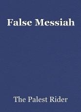False Messiah
