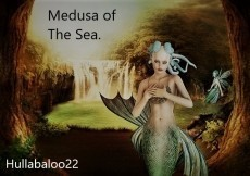 Medusa Of The Sea