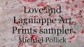 Love and Lagniappe Art Prints sampler