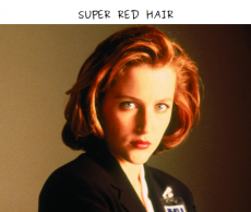 Super Red Hair