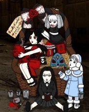 school of shadow , prequel Demion