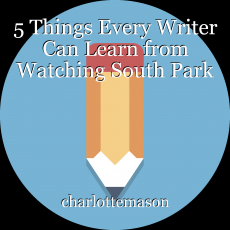 5 Things Every Writer Can Learn from Watching South Park