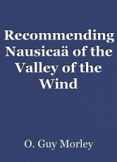 Recommending Nausicaä of the Valley of the Wind