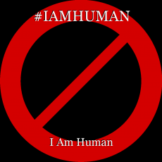 #IAMHUMAN