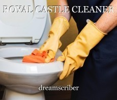 ROYAL CASTLE CLEANER