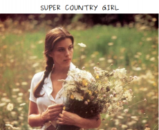 Super Country Girl