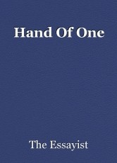 Hand Of One
