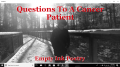 Questions To A Cancer Patient