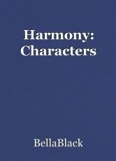 Harmony: Characters
