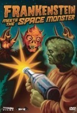 B-Movie Review - Frankenstein Meets the Spacemonster (1965)