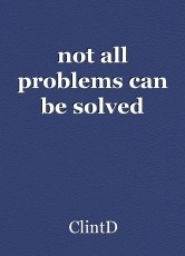not all problems can be solved