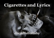 Cigarettes and Lyrics