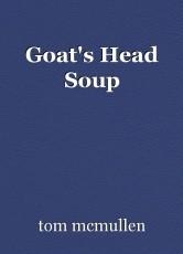 Goat's Head Soup