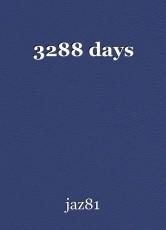 3288 days