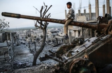 Life in a Conflict Zone