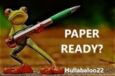 Paper Ready?
