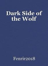Dark Side of the Wolf