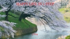 HAPPY LIFE IN 1 STEP