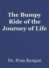 The Bumpy Ride of the Journey of Life