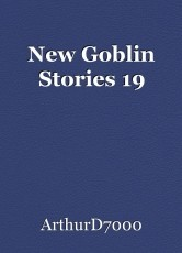 New Goblin Stories 19