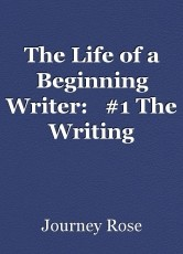 The Life of a Beginning Writer:   #1 The Writing Calendar Planner (TWCP) Revised March 2020