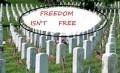 John Washington McCollum-Freedom Isn't Free