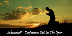 Confession: Out In The Open