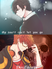 My heart can't let you go