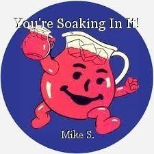 You're Soaking In It!