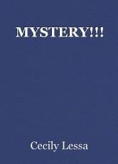 MYSTERY!!!