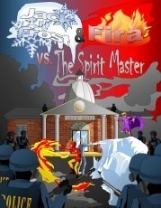 Jack Frost and Fira #2: Curse of the Spirit Master