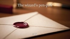 The wizard's pen-pals