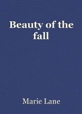 Beauty of the fall