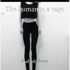 The human in a cage