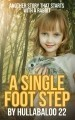 A Single Foot Step