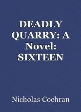 DEADLY QUARRY: A Novel: SIXTEEN