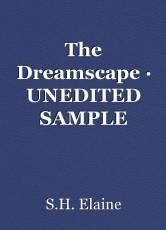 The Dreamscape · UNEDITED SAMPLE