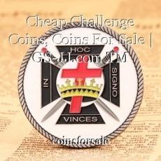 Cheap Challenge Coins, Coins For Sale | GS-JJ com TM