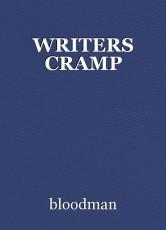 WRITERS CRAMP