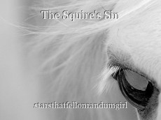 The Squire's Sin
