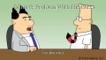 Dilbert's Problem With His Boss