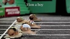 Vion a boy